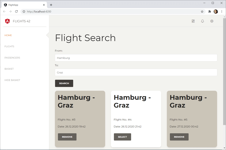 Die FlightCardComponent